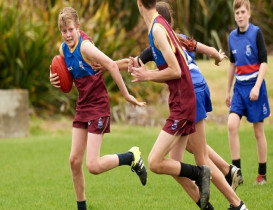 Youth competition rolls into Round 2