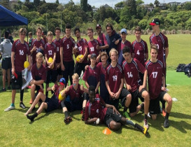 Albany Junior claim maiden North Island AFL Cup