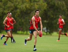 Gold Coast Suns prepare for NZ camp