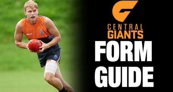 2019 AFLNZ Premiership Form Guide: Central Giants