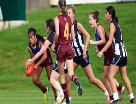 Women's AFL on the front foot in Wellington