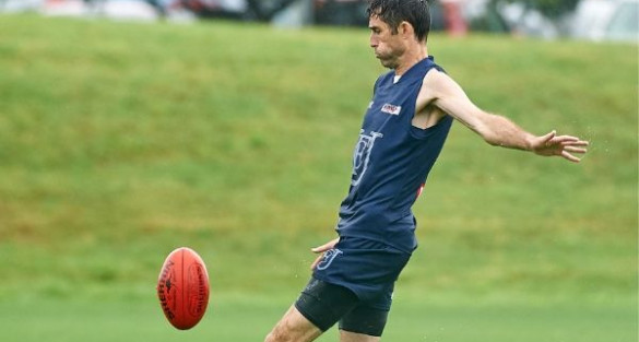 The Tiger's unleash while Uni give Waitakere the Blues in AAFL