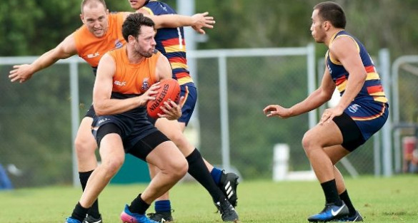 McKenzie excited to lead Giants to Premiership glory