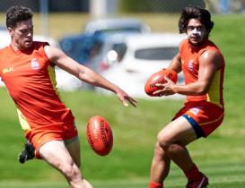 Sun's retain King and Scarf-Matthews