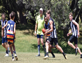 Talent on display in round 6 of Youth competition
