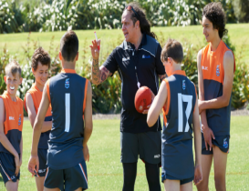 AFLNZ Academy readies athletes for National representation