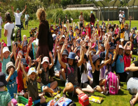 AFL KiwiKick relaunches back into Schools