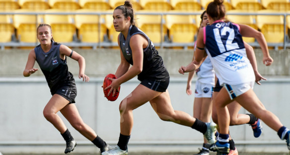 Central Allies, Eastern Allies name squads for AFLW U18 Championships
