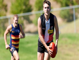 Young Cantab claims Round 8 Rising Star
