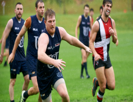 University and North Shore steamroll into the AAFL Grand Final