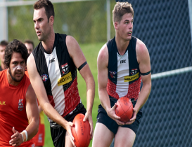 The Saints secure Southby and Johnston