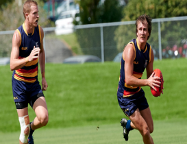 Crows reveal strong line up for Grand Final