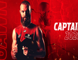 Gawn named captain for 2020