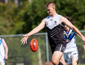 Academy standout shines for the Saints to claim Rising Star