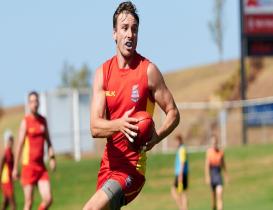 NZ Falcon highlights the 2020 Draft