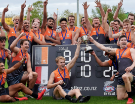BIG BIG SOUND! Giants crowned 2021 Premiers with big win over the Saints