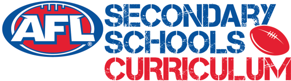 AFL Secondary Schools Curriculum
