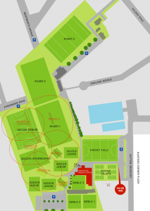Papatoetoe Map