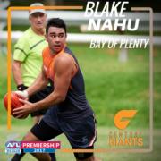 Blake Nahu 2017 Profile Picture