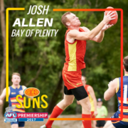 Josh Allen 2017 Profile Picture