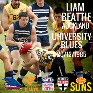 Liam Beattie profile