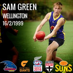Sam Green 2
