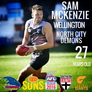 Sam McKenzie 123