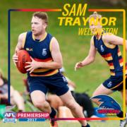 Sam Traynor 2017 Profile Picture