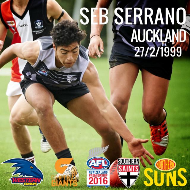 Seb Serrano 1
