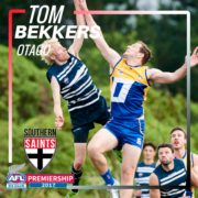 Tom Bekkers 2017 Profile Picture