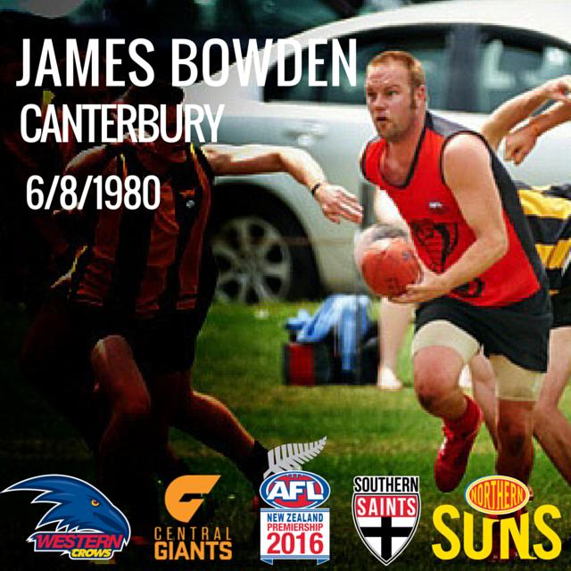 James Bowden 2