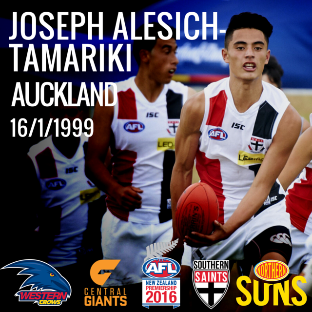 Joseph Alesich-Tamariki 1
