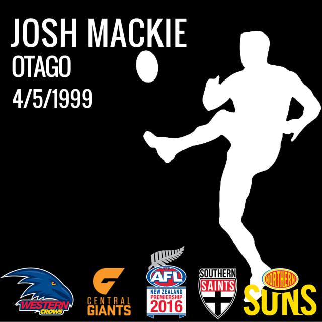 Josh Mackie