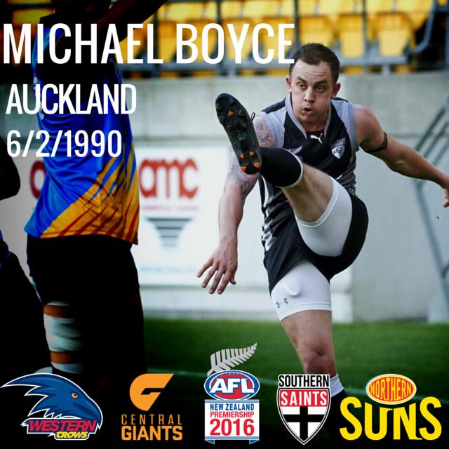 Michael Boyce 1