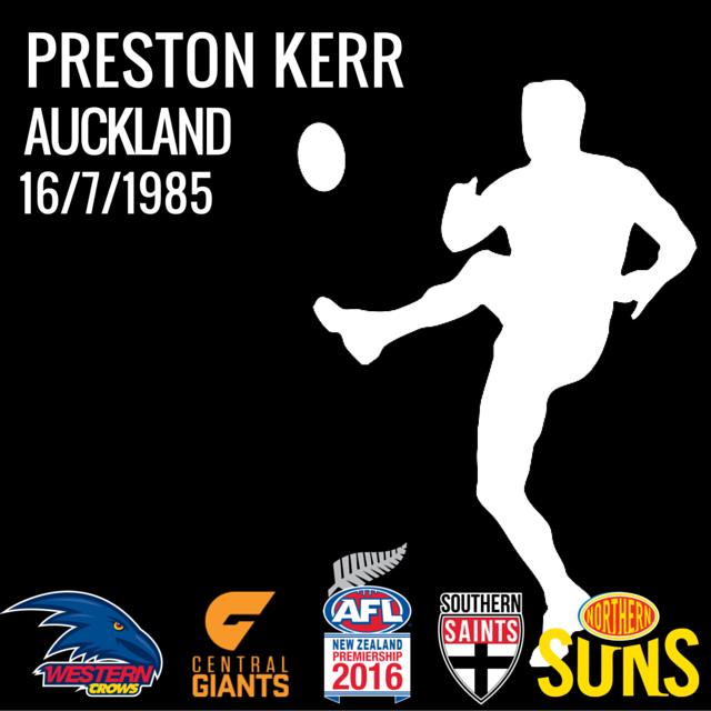 Preston Kerr