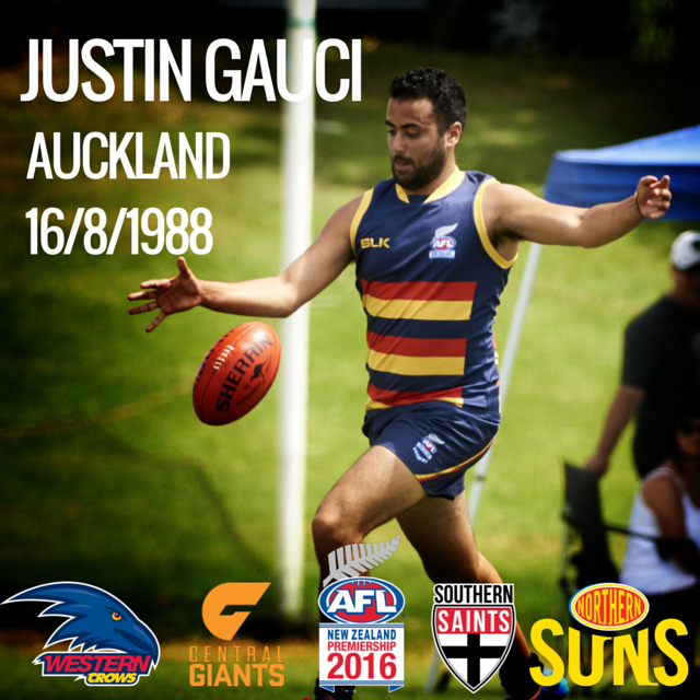 Justin Gauci final profile