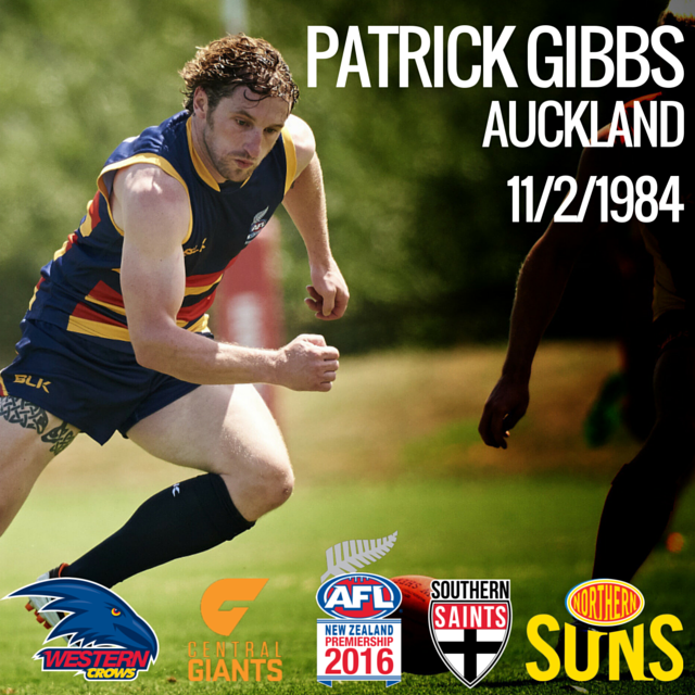 Patrick Gibbs final profile