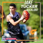 Jake Tucker Premiership Profile
