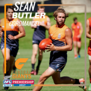 Sean Butler 2017 Player Profile