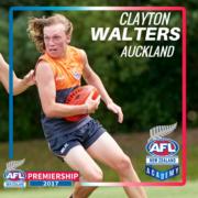 ClaytonWalter Academy Premiership Profile
