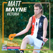 Matt Mayne 2017 Profile