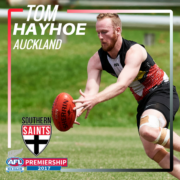 Tom Hayhoe 2017 Profile