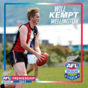 Will Kempt 2017 Profile