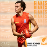 James McKenzie