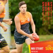Max Stuart