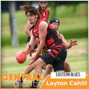 Layton Cahill profile