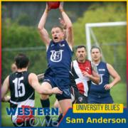 Sam Anderson – Uni