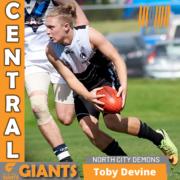 Toby Devine profile